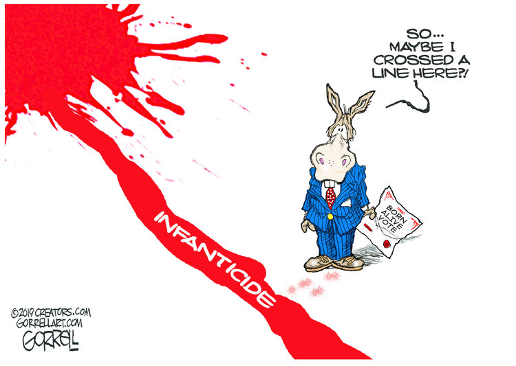 Bob Gorrell by Bob Gorrell for February 27, 2019