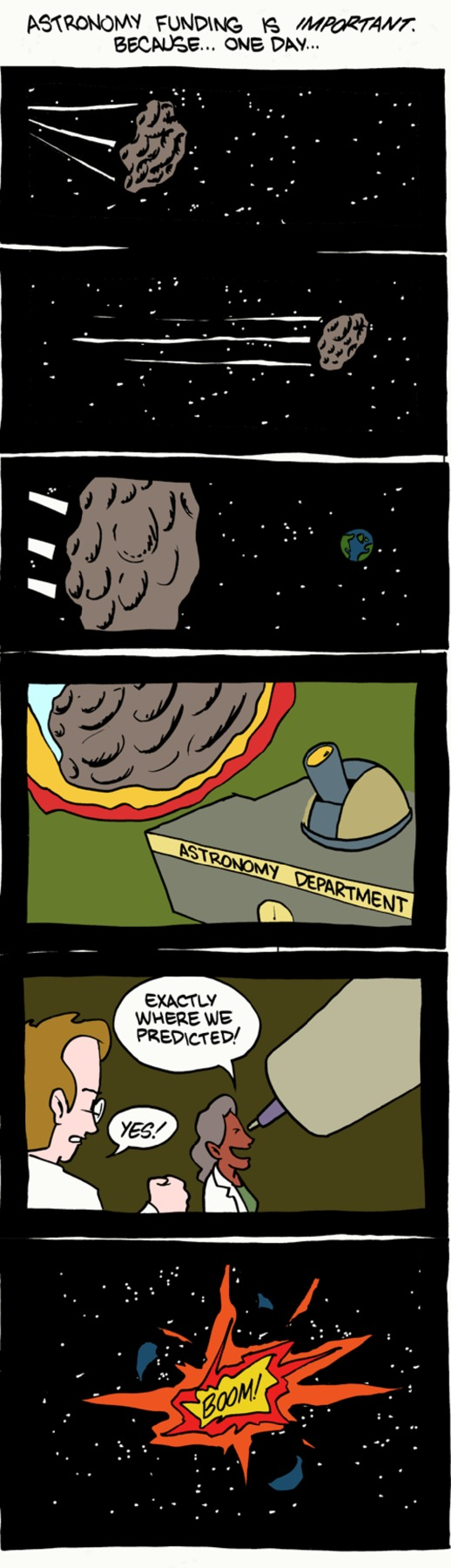 Saturday Morning Breakfast Cereal Comic Strip for May 28, 2017