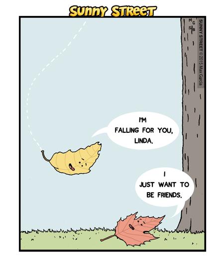 Sunny Street Comic Strip for October 26, 2015