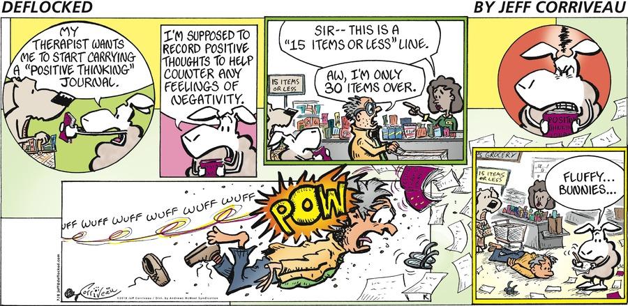 DeFlocked Comic Strip for July 08, 2018