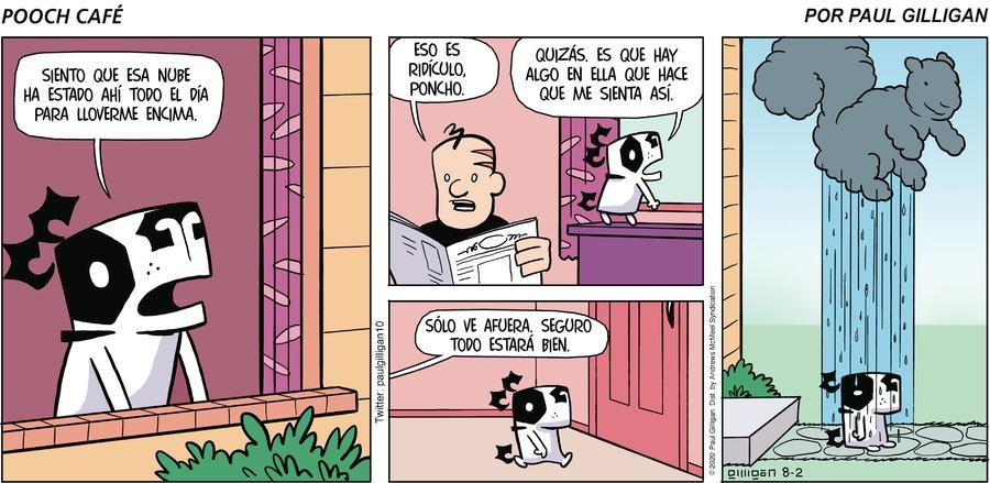 El Café de Poncho Comic Strip for August 02, 2020