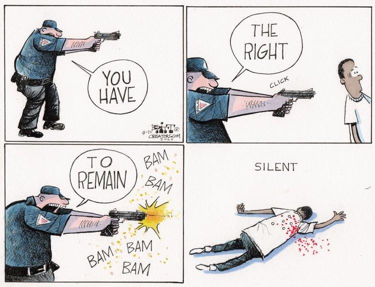 Chris Britt Comic Strip for August 26, 2020