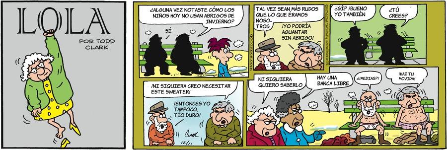 Lola en Español by Todd Clark on Sun, 06 Sep 2020