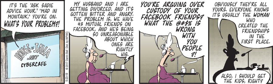 Candorville Comic Strip for May 23, 2019