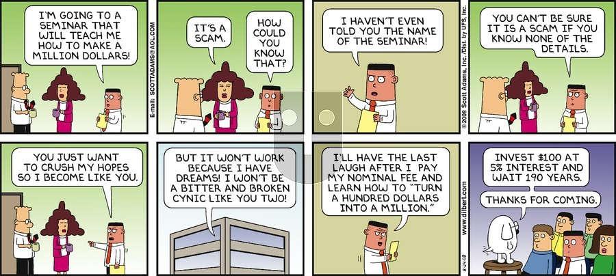 Purchase Comic Strip for 2008-08-24