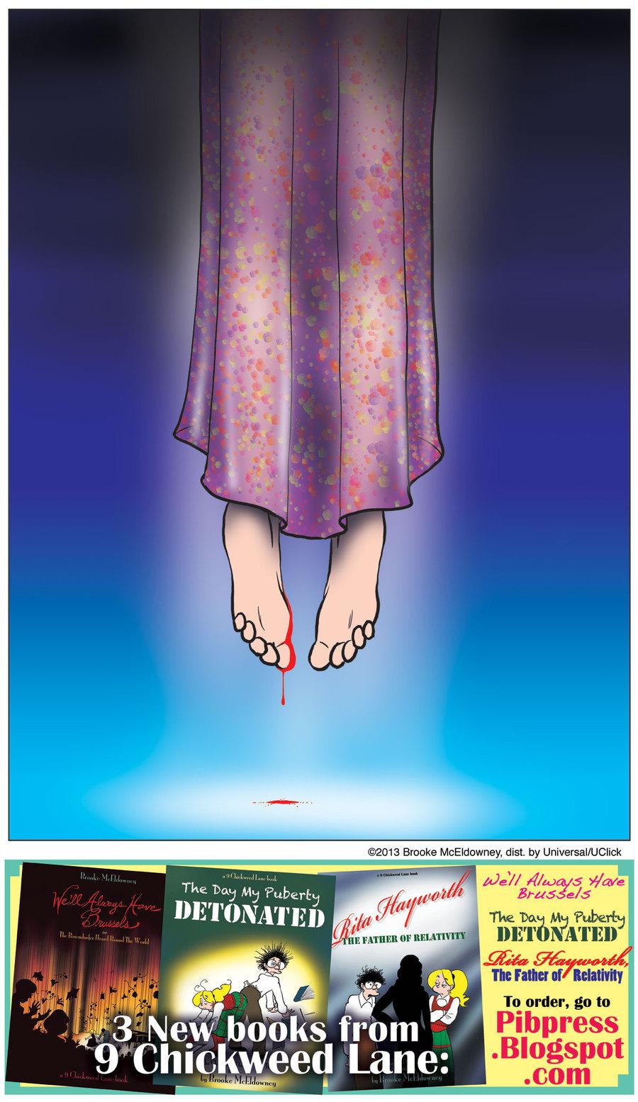 Pibgorn for May 23, 2013 Comic Strip