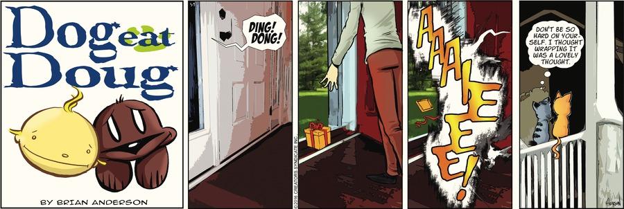 Dog Eat Doug Comic Strip for May 09, 2021
