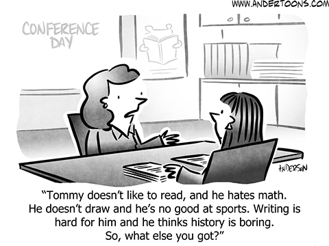 Andertoons Comic Strip for March 05, 2021