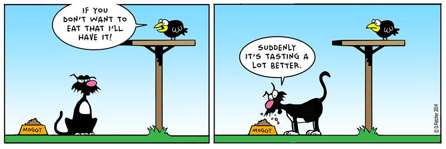 Crumb for Mar 29, 2014 Comic Strip