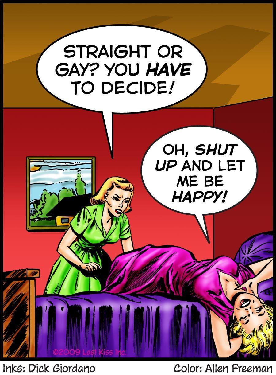 Last Kiss Comic Strip for June 27, 2016