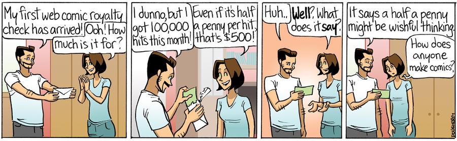 Beardo for May 17, 2013 Comic Strip