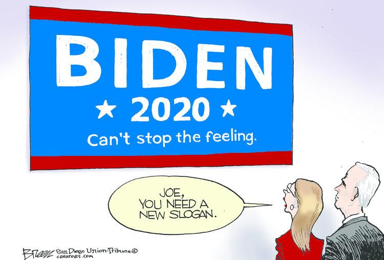 Steve Breen Comic Strip for April 02, 2019