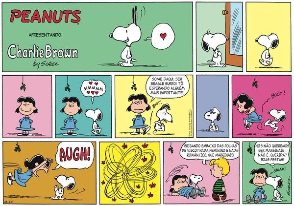 Peanuts - Brazilian Portuguese
