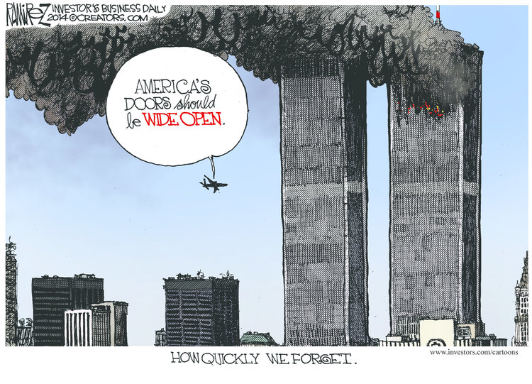 Michael Ramirez Comic Strip for July 23, 2014
