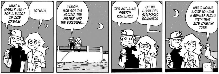 Ordinary Bill Comic Strip for June 10, 2019