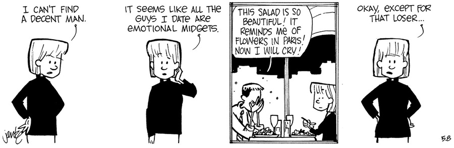 The Norm Classics Comic Strip for May 10, 2016