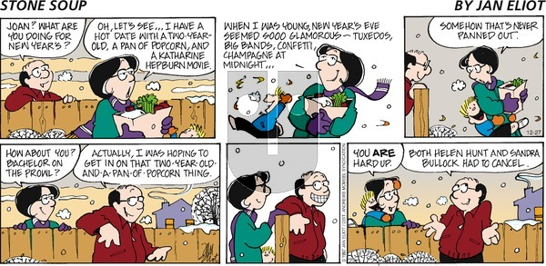 Stone Soup on Sunday December 27, 2020 Comic Strip