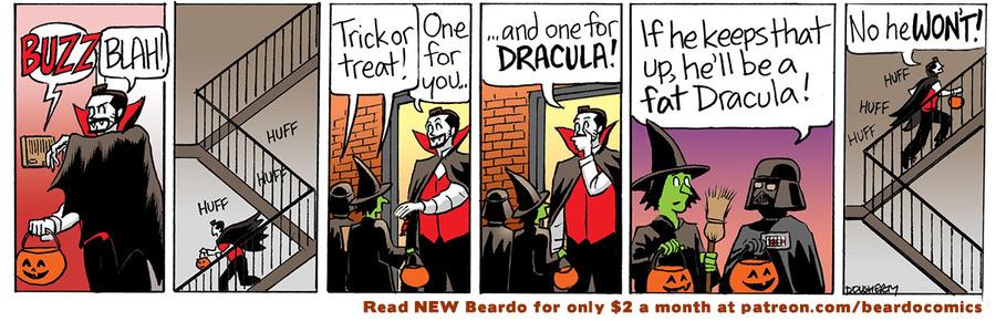Beardo Comic Strip for April 10, 2021