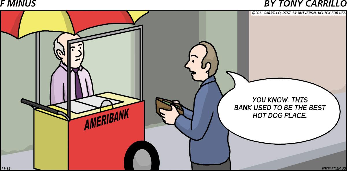 F Minus for Nov 13, 2011 Comic Strip