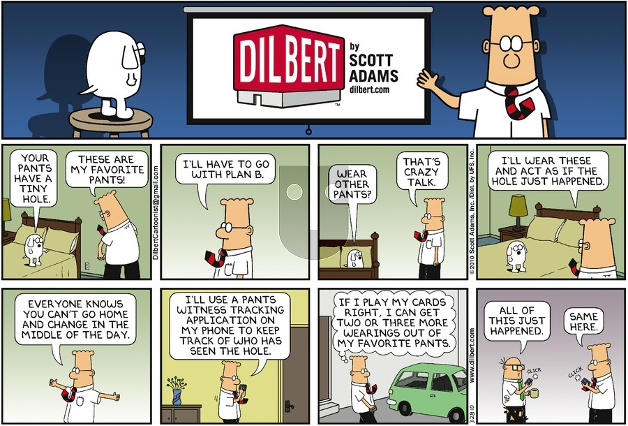 Purchase Comic Strip for 2010-03-28