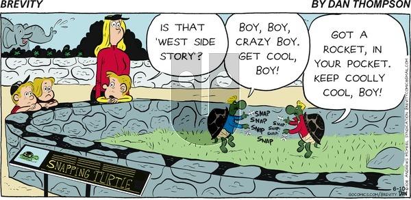 Brevity on June 10, 2018 Comic Strip