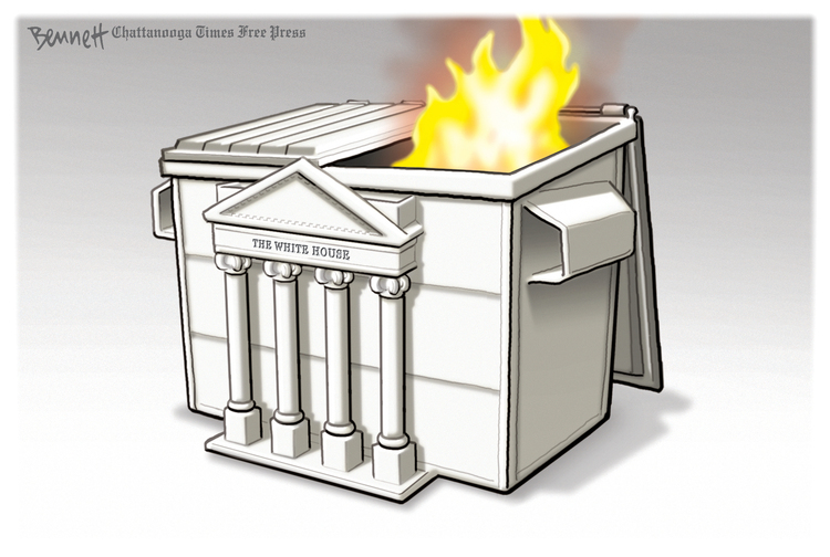 Clay Bennett by Clay Bennett on Wed, 20 Nov 2019