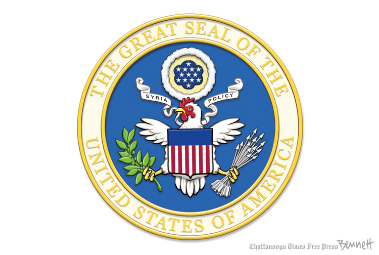 Clay Bennett by Clay Bennett for October 16, 2019