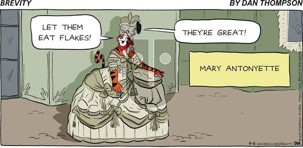 Brevity on Sunday July 5, 2020 Comic Strip