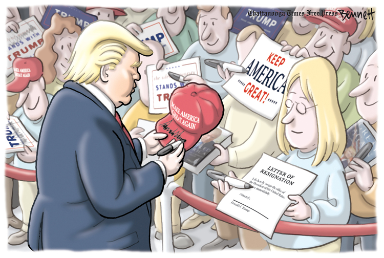 Clay Bennett by Clay Bennett for April 13, 2019