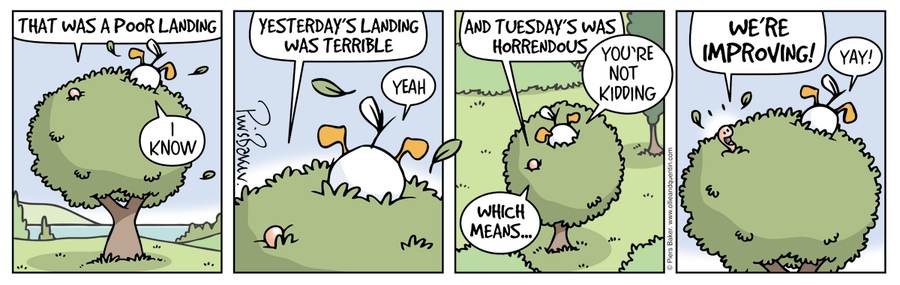 Ollie and Quentin Comic Strip for February 26, 2016
