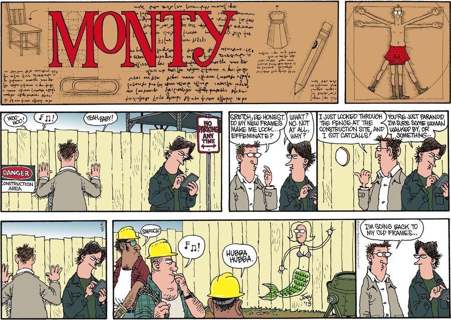 Monty for Jun 2, 2013 Comic Strip
