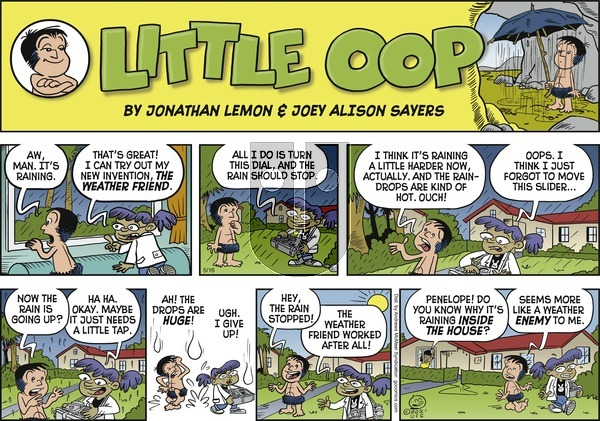 Alley Oop on Sunday May 16, 2021 Comic Strip