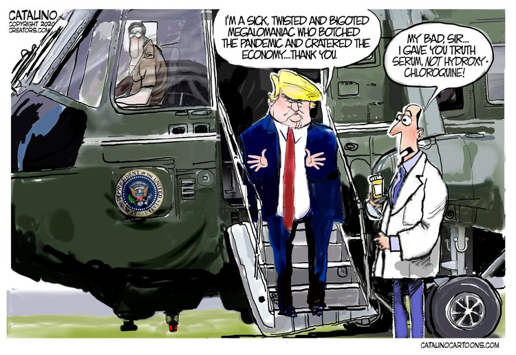 Ken Catalino Comic Strip for August 19, 2020