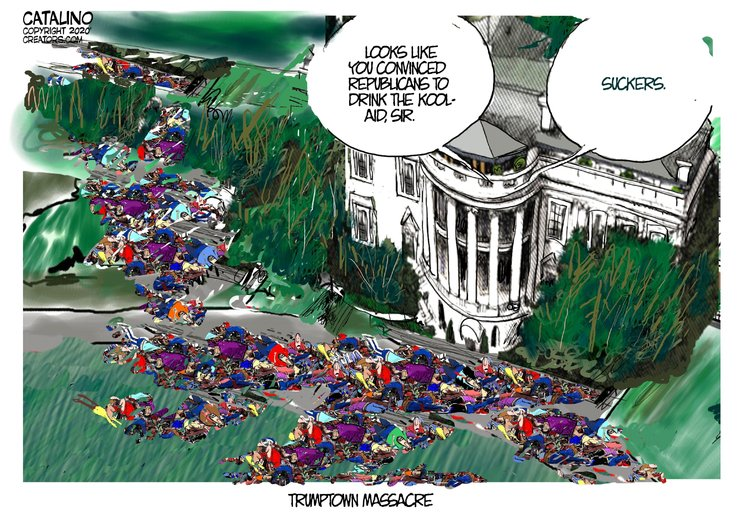 Ken Catalino Comic Strip for September 09, 2020
