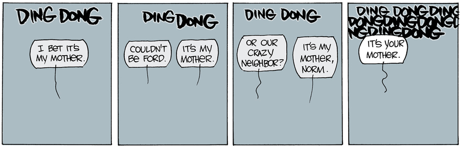 The Norm Classics Comic Strip for August 02, 2020