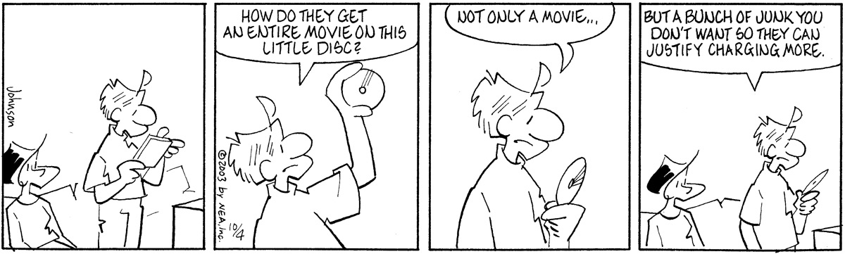 Arlo and Janis for Oct 4, 2003 Comic Strip
