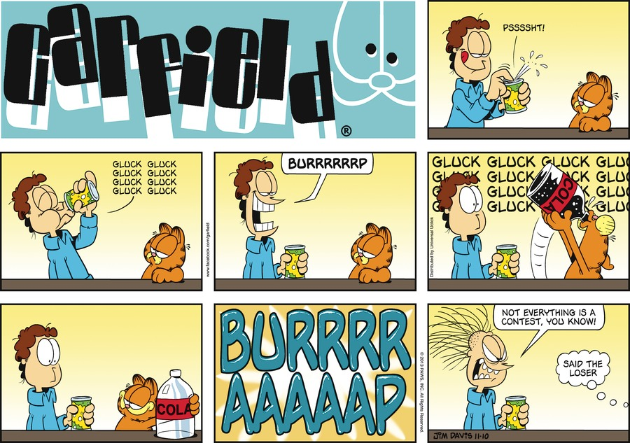 *Pssssht!*