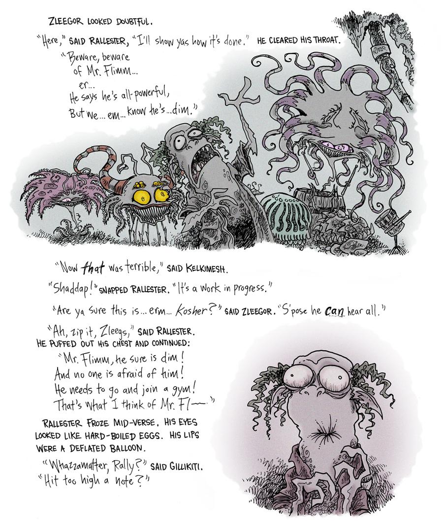 Lost Side of Suburbia for Jun 5, 2013 Comic Strip