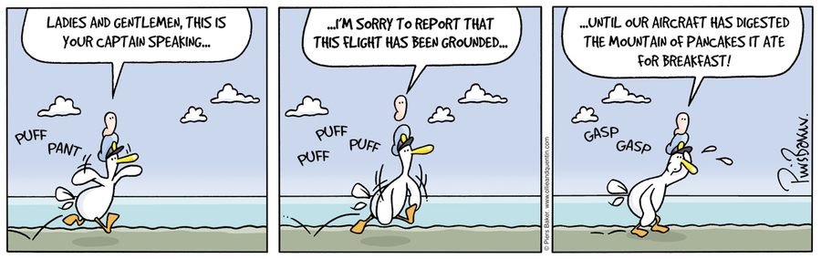 Ollie and Quentin for Aug 27, 2012 Comic Strip