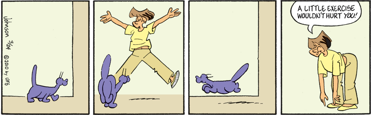 Arlo and Janis for Mar 24, 2010 Comic Strip