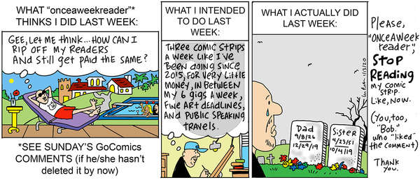 The Big Picture on Monday January 13, 2020 Comic Strip