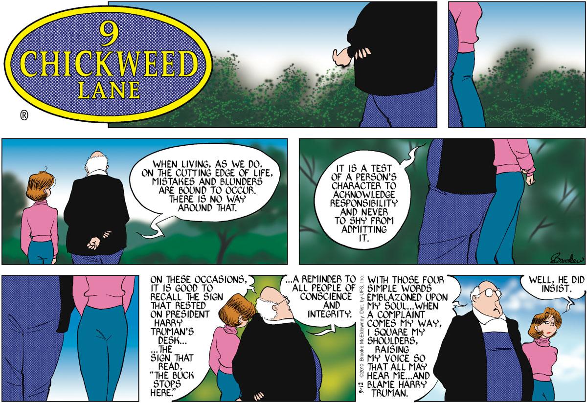 9 Chickweed Lane for Sep 12, 2010 Comic Strip