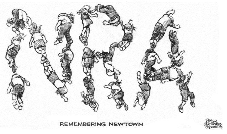 Steve Benson Comic Strip for December 05, 2013