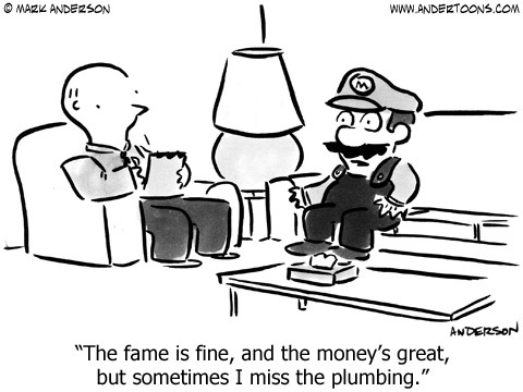 Andertoons Comic Strip for May 26, 2013
