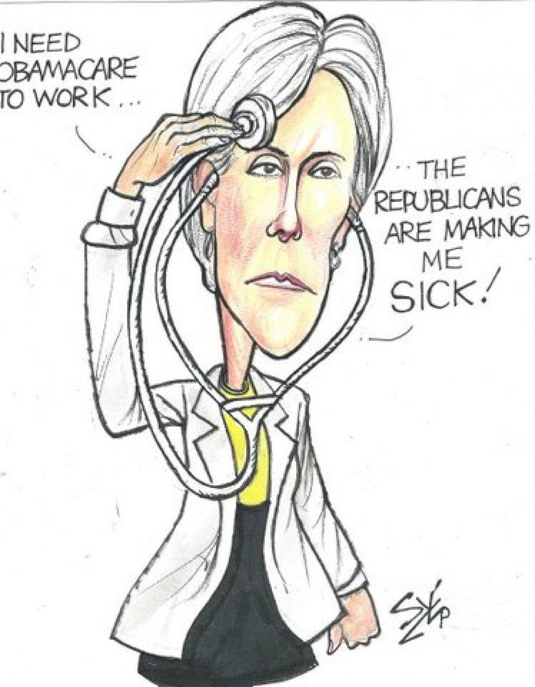 Paul Szep for Oct 24, 2013 Comic Strip
