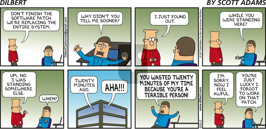 Purchase Comic Strip for 2017-10-22