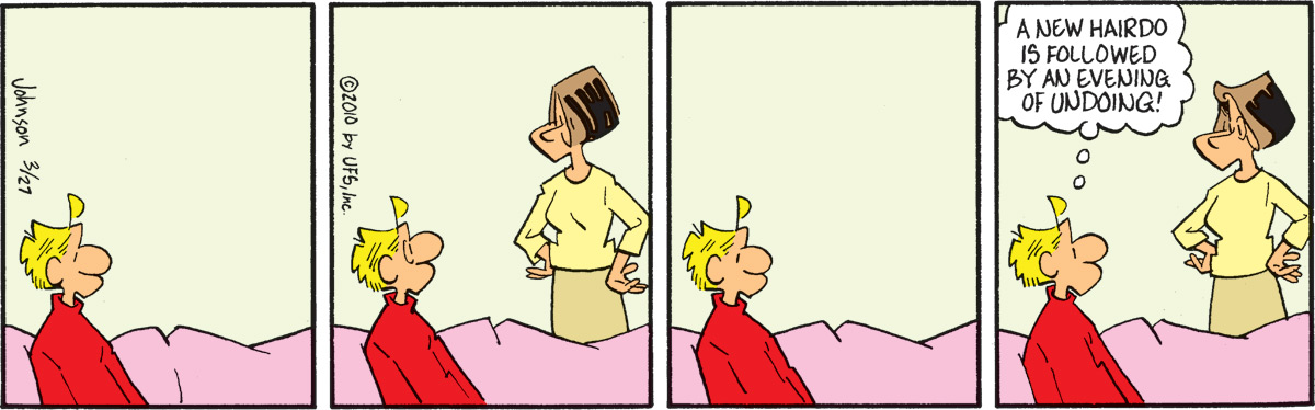 Arlo and Janis for Mar 27, 2010 Comic Strip