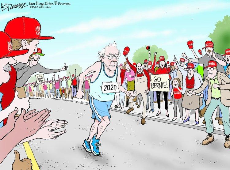 Steve Breen Comic Strip for February 13, 2020
