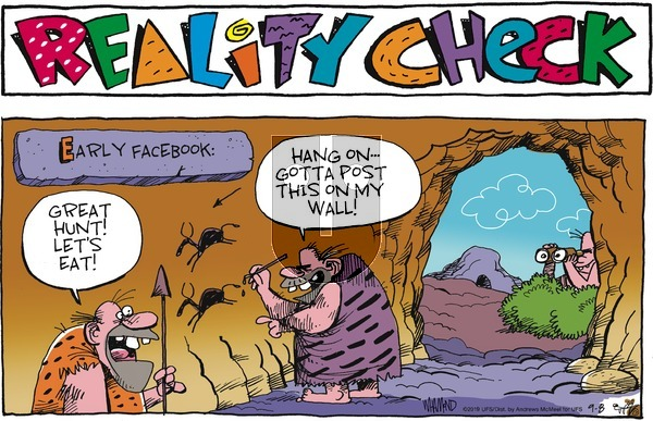 Reality Check on Sunday September 8, 2019 Comic Strip