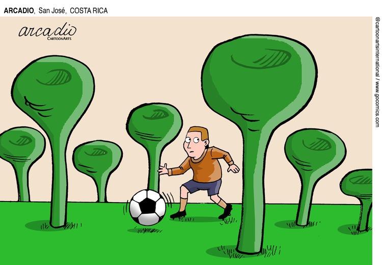 ViewsLatinAmerica Comic Strip for June 13, 2021